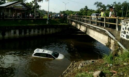 Kerap Terjadinya Kecelakaan, Jembatan Mangguang Perlu Perhatian Serius Pihak Terkait.