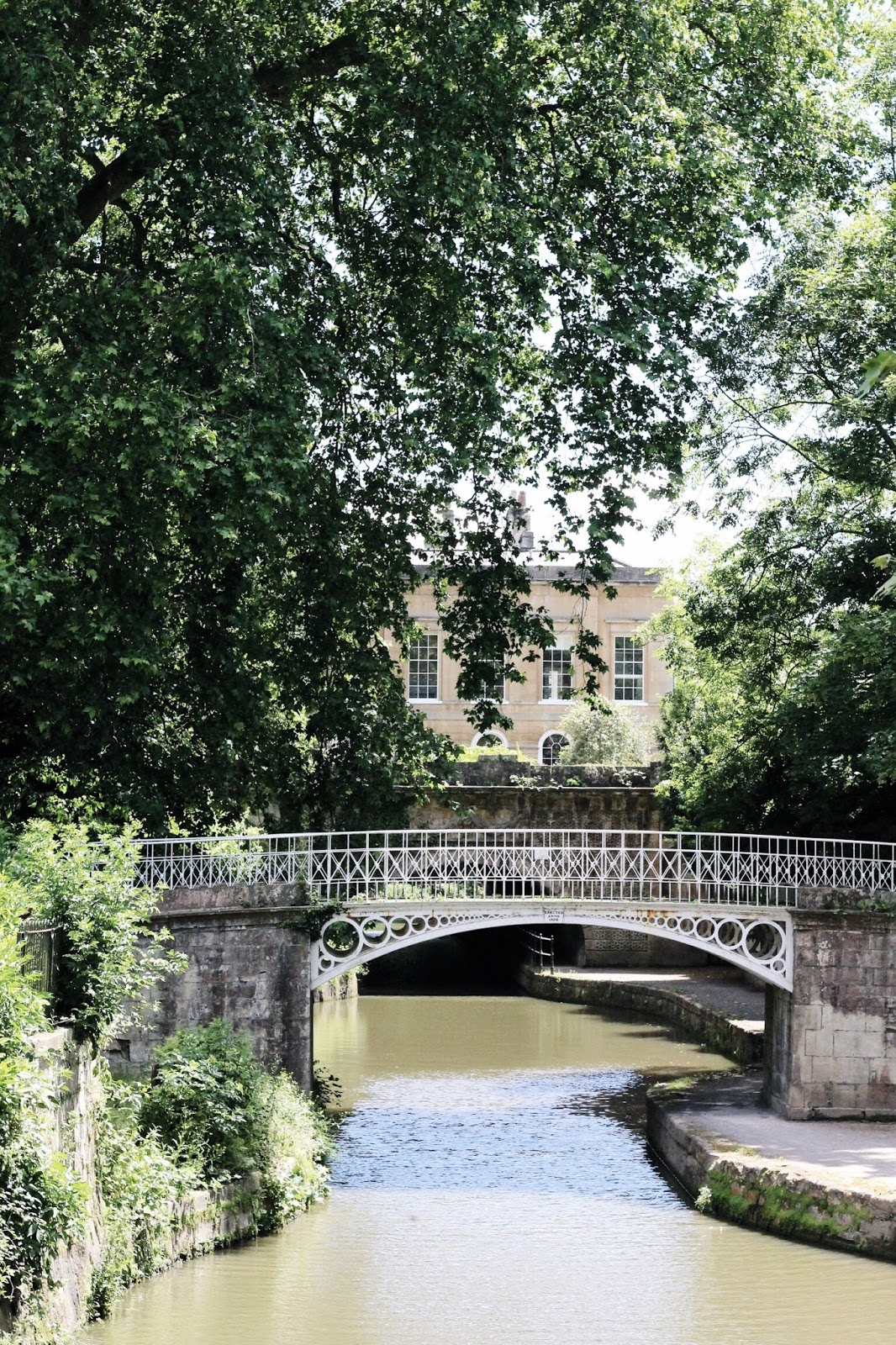 Sydney Pleasure Gardens in Bath travel blog