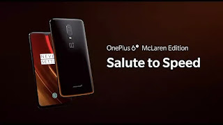 OnePlus 6T McLaren edition offer