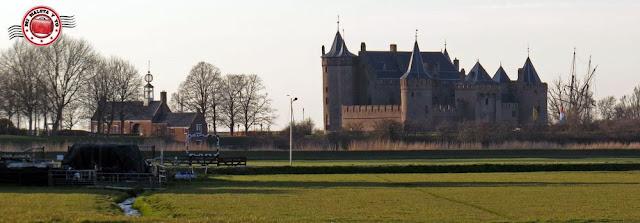 Muiderslot, Holanda