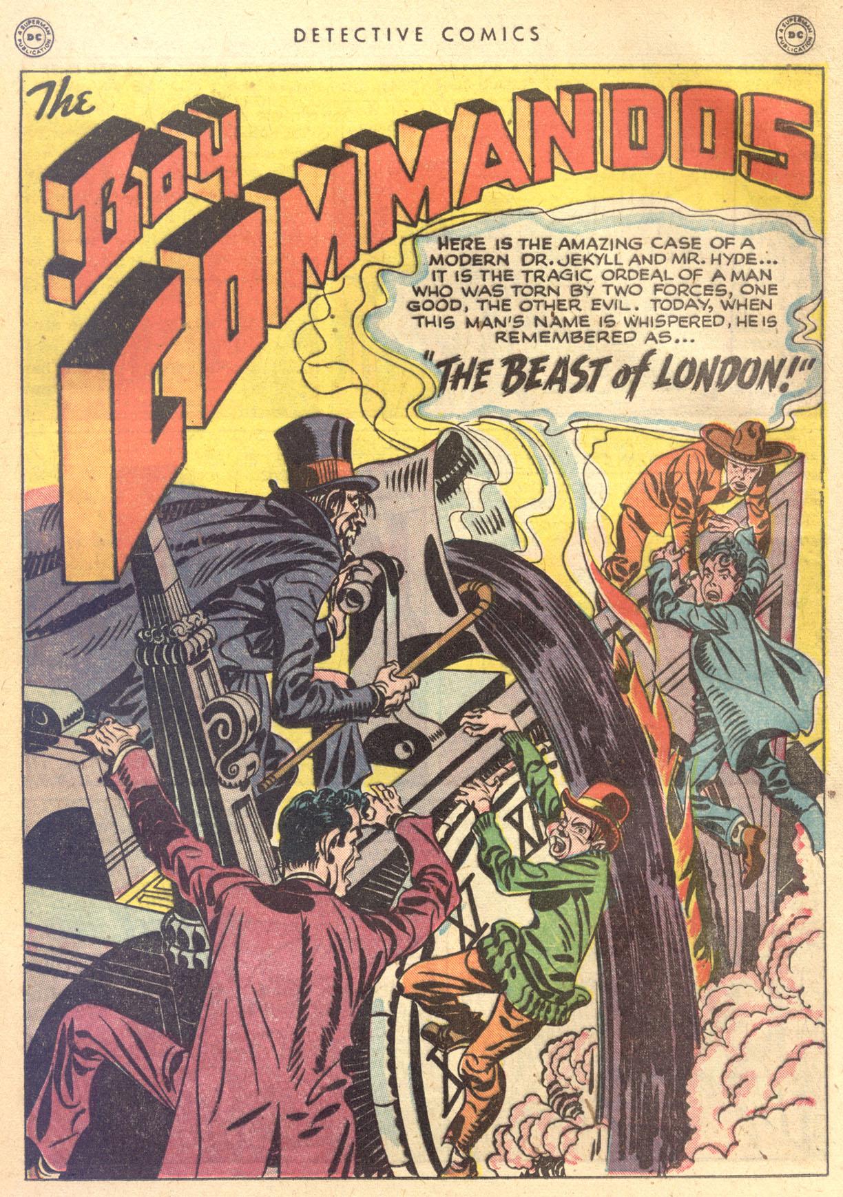 Read online Detective Comics (1937) comic -  Issue #134 - 37