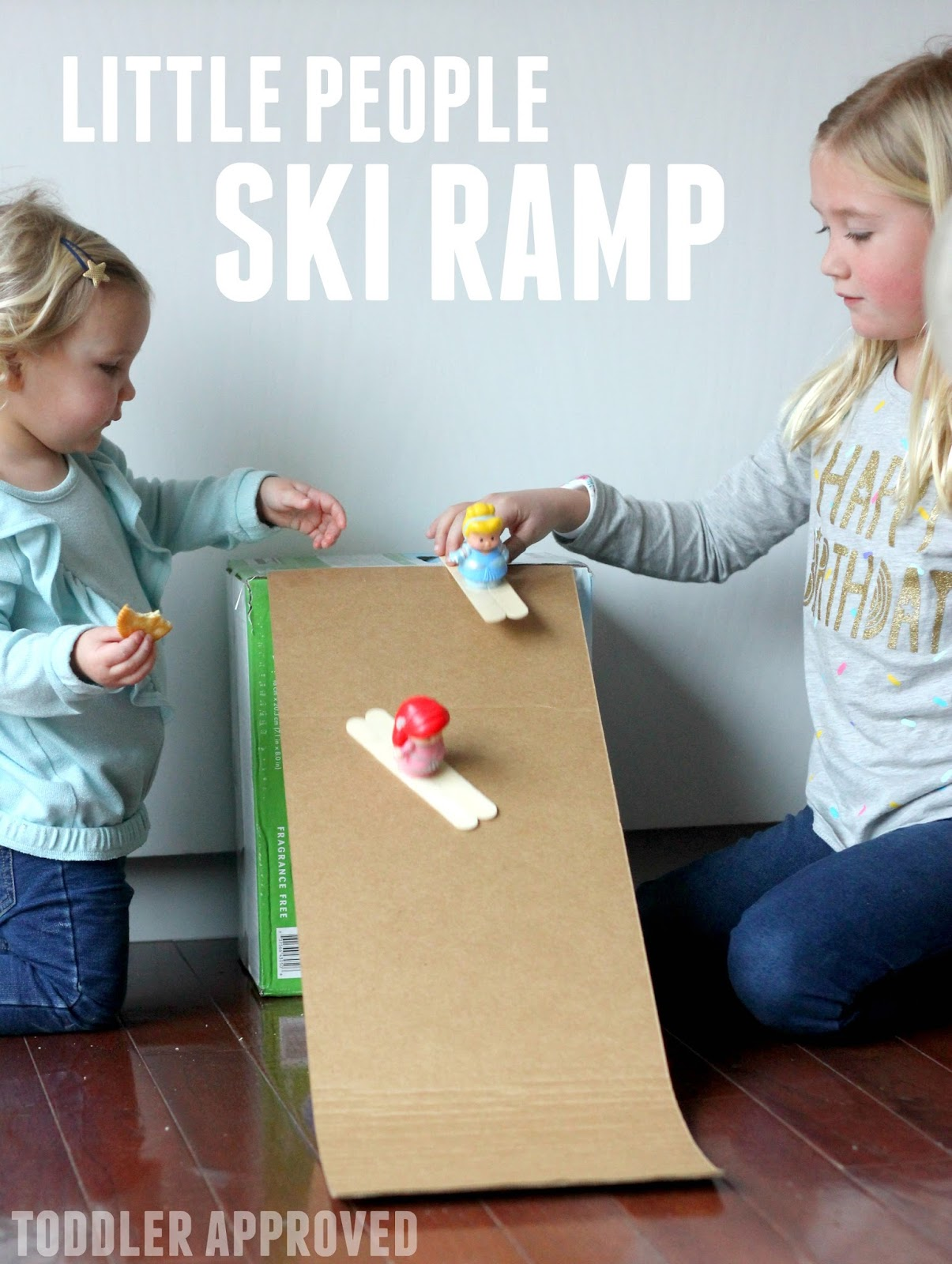 Toddler Approved Toddler Winter Games