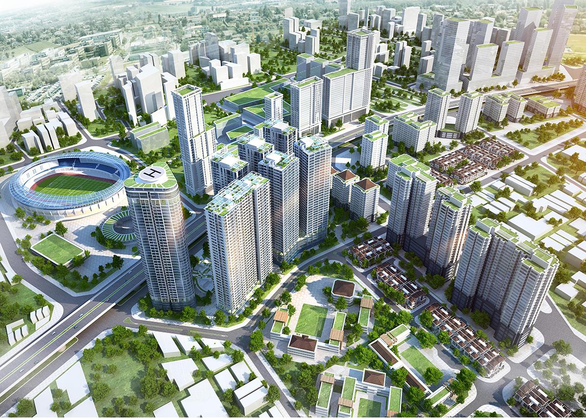 khu đô thị mới đại kim nguyễn xiển