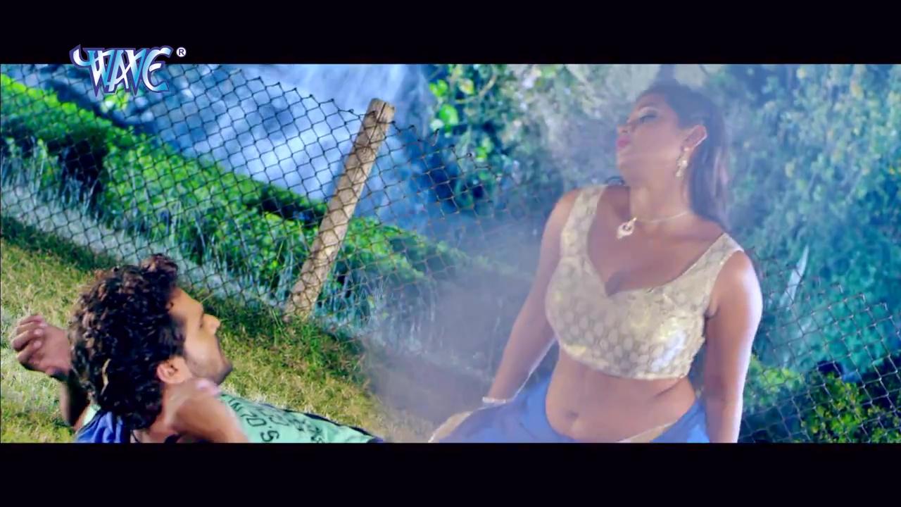 Indian Hot Actress Bhojpuri Actress Kajal Spicy Hot Navel -4944