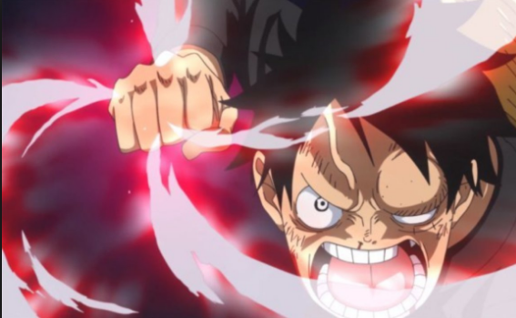 'One Piece' Levels Up Luffy's Fight With Katakuri