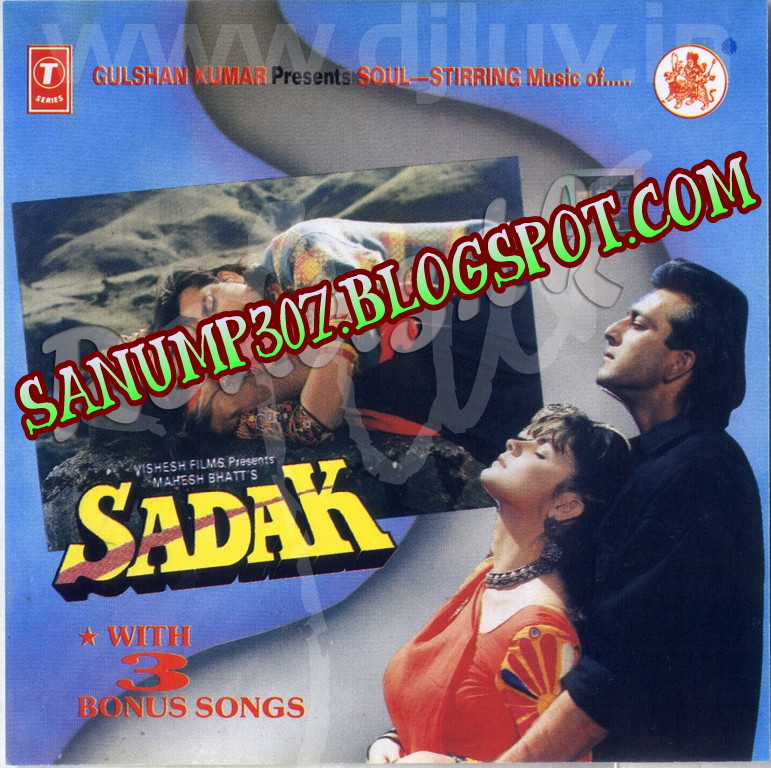 Sanu Load Ni Karan Aujla Mp3: Kumar Sanu All Mp3 Song: Sadak 1991 320-Kbps CBR Mp3 (OST