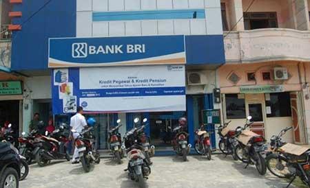 Alamat & Nomor Telepon Kantor Bank BRI Kota Medan