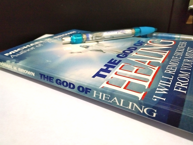 Michael H. Brown's book The God of Healing