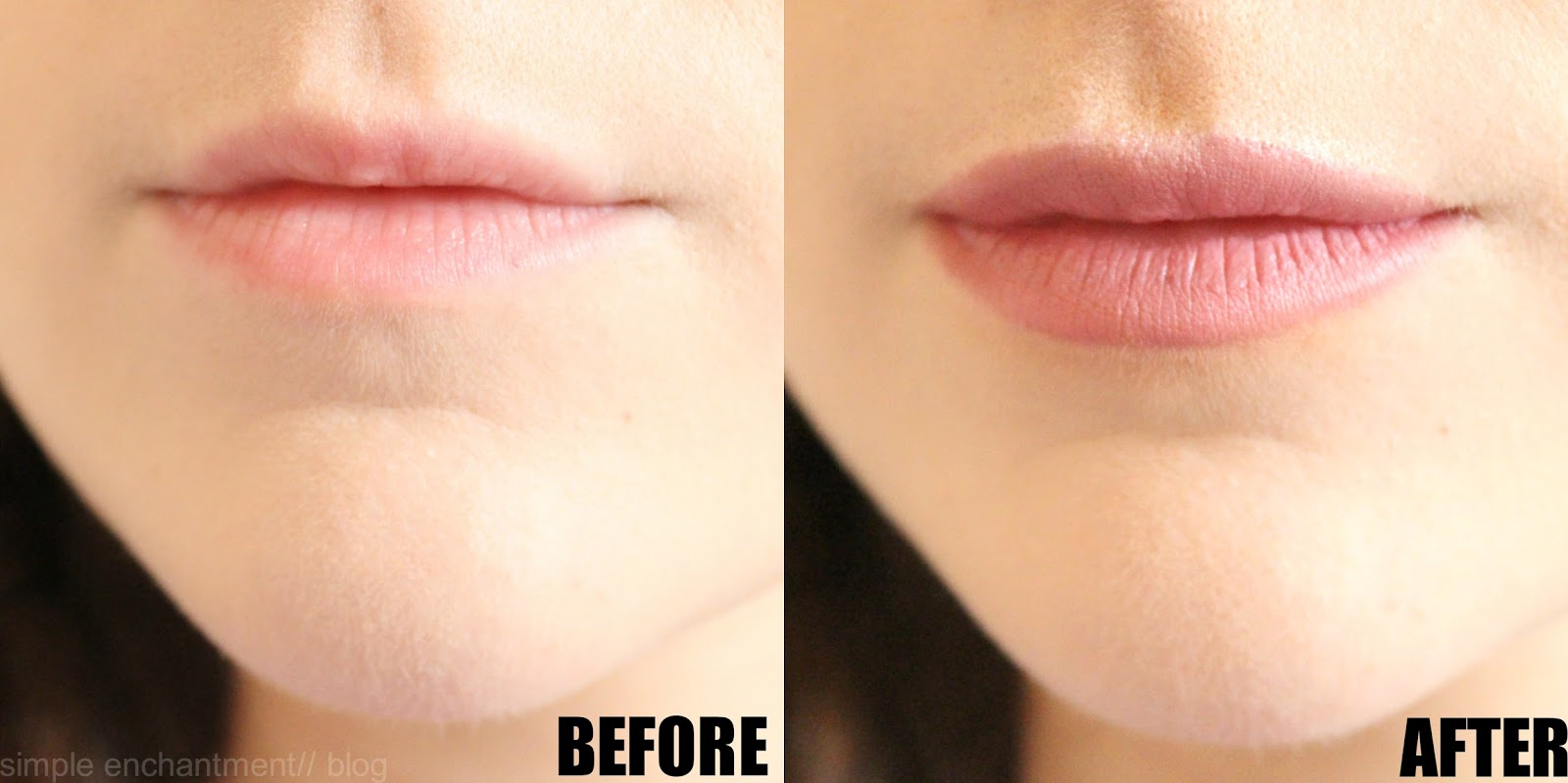 Simple Enchantment: How To Make Your Lips Look Bigger