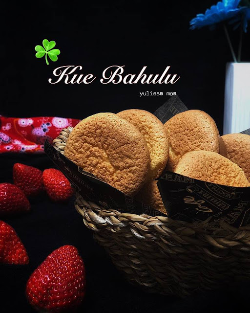 Resep Bolu Kering / Kue Bahulu