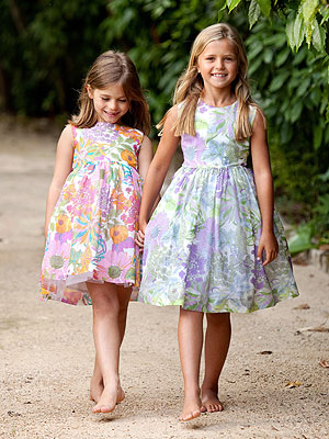 Oscar de la renta children 39 s collection has launched for Oscar de la renta childhood