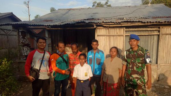 Aksi Heroik Panjat Tiang Bendera, Tuai Beasiswa Hingga S1-Prioritas Jadi TNI