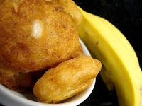 Bolinho de Banana (vegana)