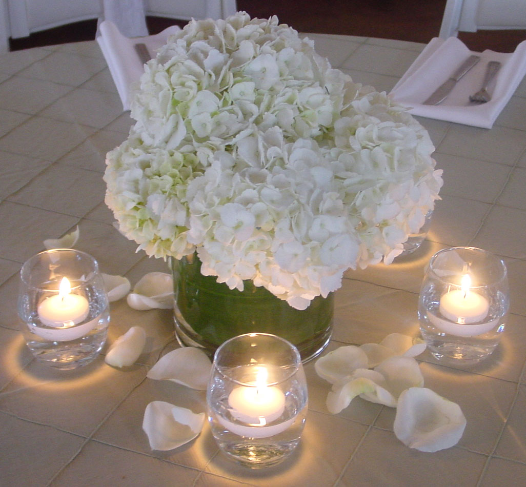 Wedding White Hydrangea: Julie Liles Floral & Event Design: Juliana & Andrew's