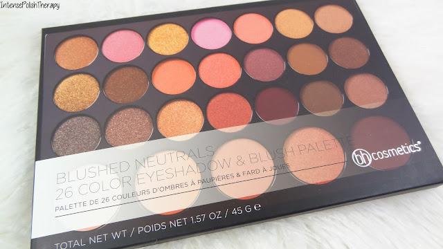 Blushed Neutrals | BH Cosmetics