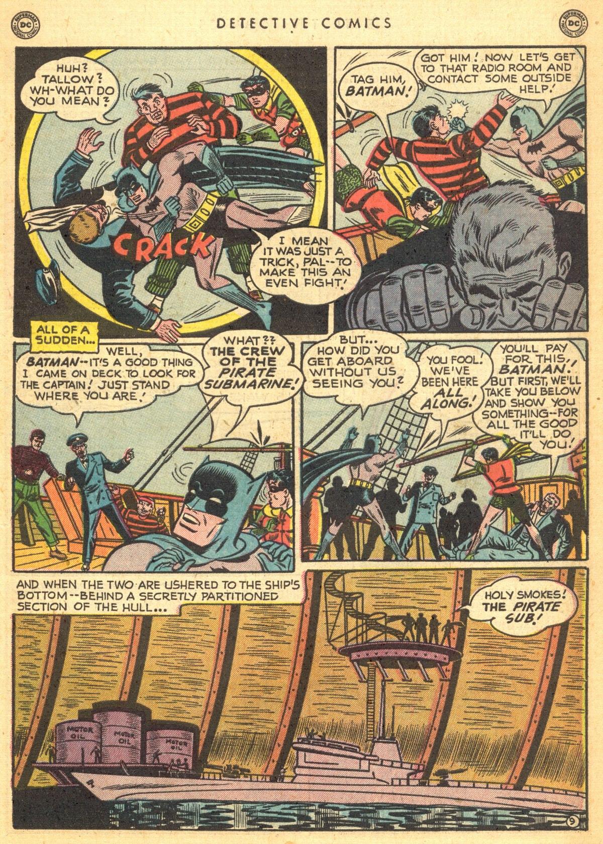 Read online Detective Comics (1937) comic -  Issue #170 - 11