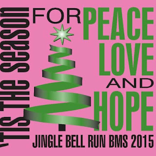 Blountstown Middle School's 2015 Jingle Bell Run 5K