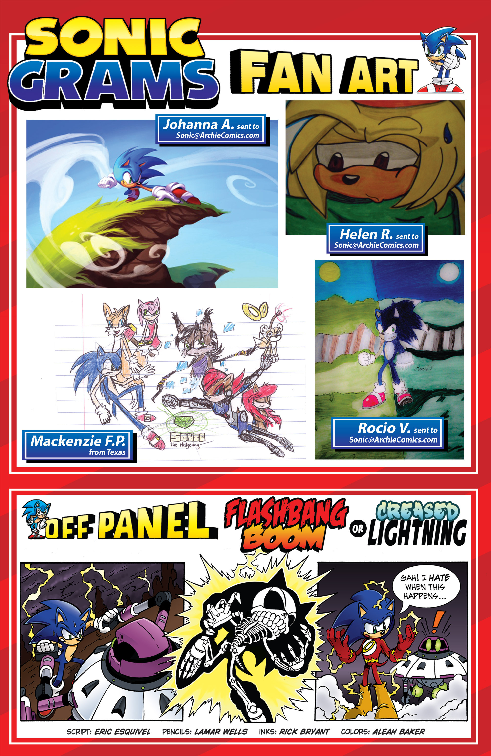 Read online Sonic The Hedgehog comic -  Issue #277 - 24