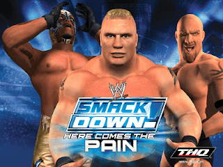 Download Smackdown Here Comes to Pain Game Ringan PC