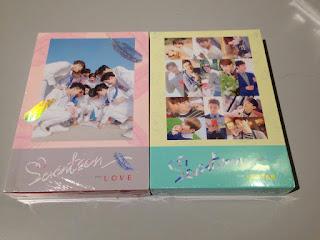 SKY ZONE: SEVENTEEN kpop Music CD & Official Goods