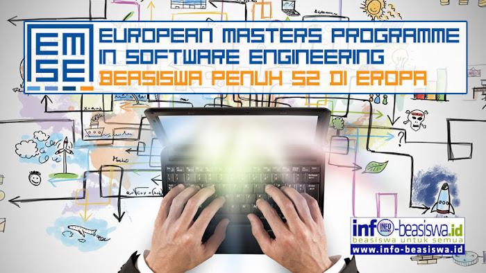 Beasiswa Penuh S2 Bidang Software Engineering di Eropa