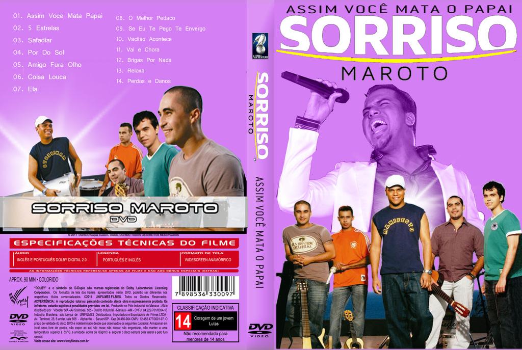 2011 MAROTO CD PARA DO SORRISO BAIXAR NOVO