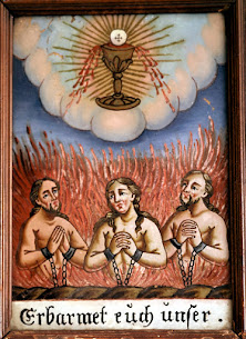 November, Month of Prayer for the Souls in PurgNovember, Month of Prayer for the Souls in Purgatory