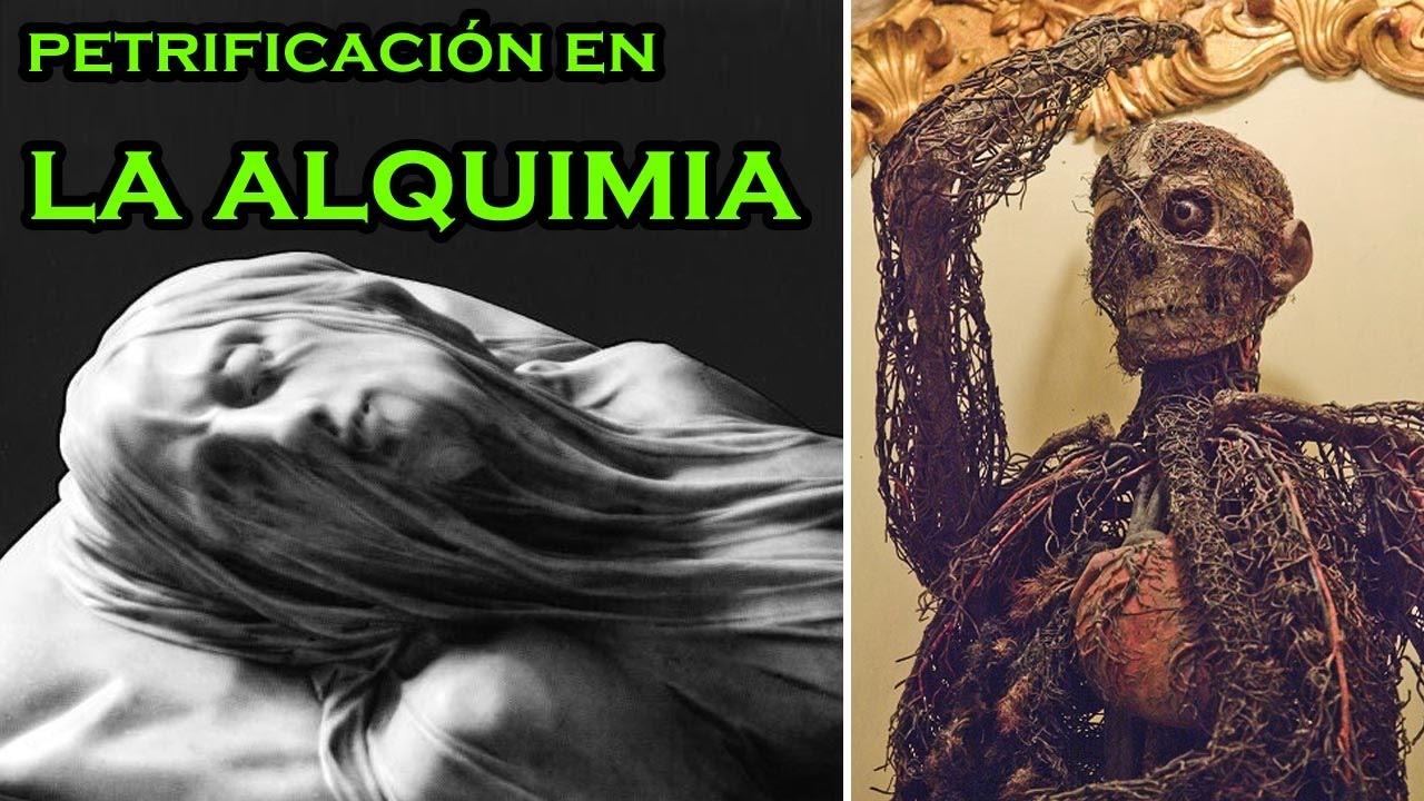 El Secreto más Oscuro de la Alquimia, la Petrificación Humana