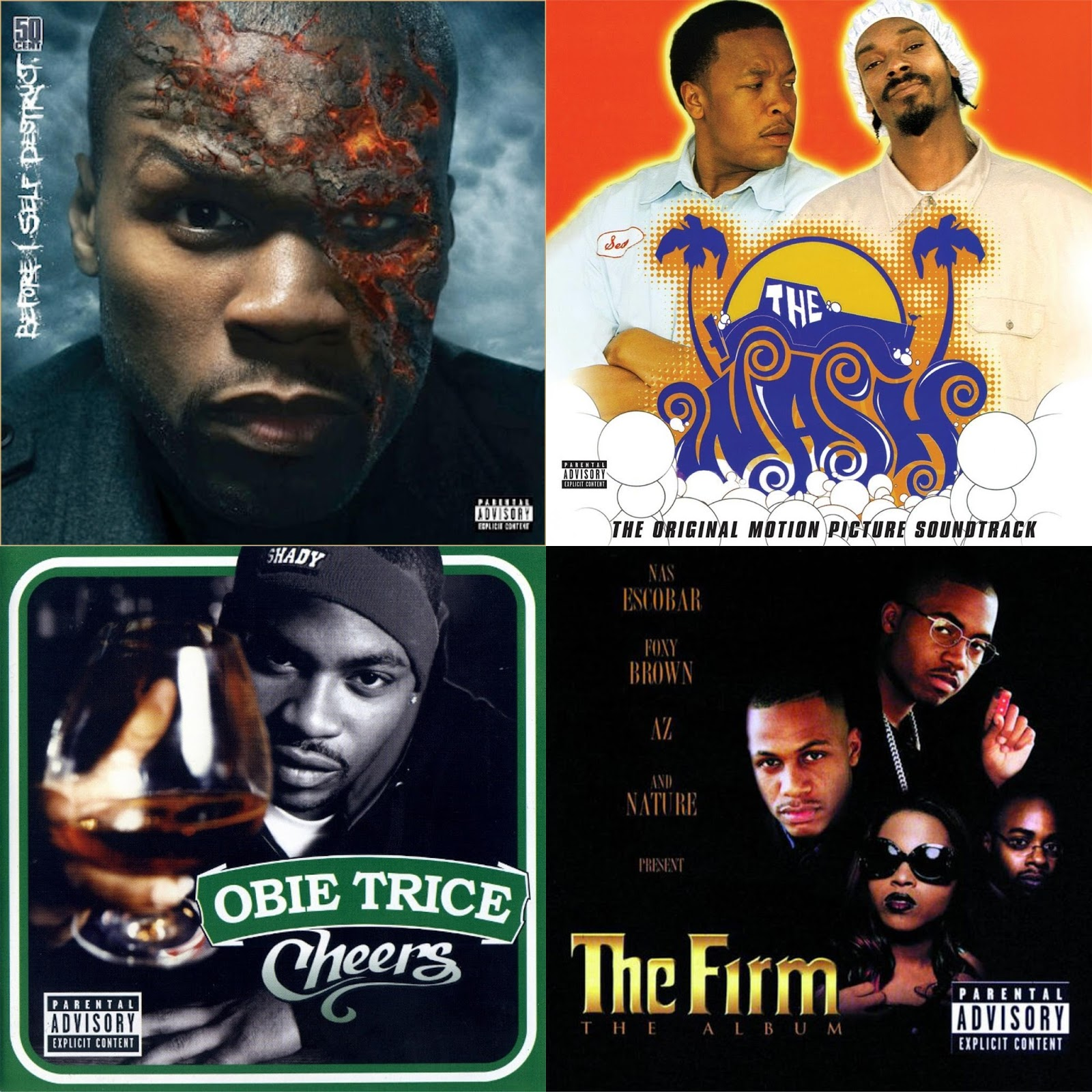 DAR Hip Hop: 7 Underrated Albums From Shady & Aftermath