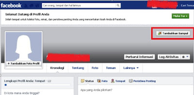 Cara Membuat Akun Facebook Melalui PC
