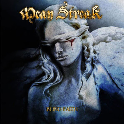 """Caught In The Crossfire"" is taken from Mean Streak's latest full length album ""Blind Faith"""