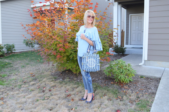 Maple Leopard Fashion Blog