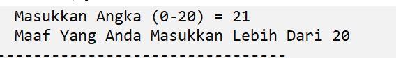 contoh program c++ if bersarang dan if else dengan dev c++