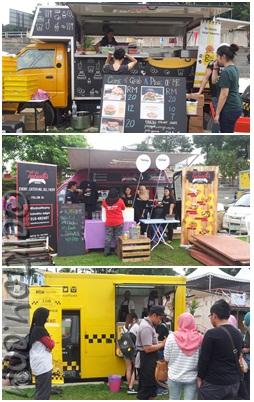 Food truck at #foodgasmfest
