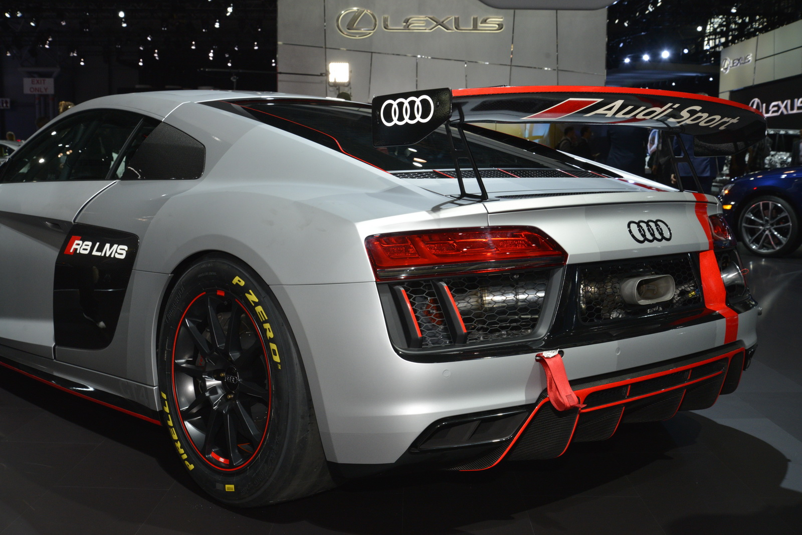 audi sport officially launched in america will bring 8 new rs models by 2019 carscoops. Black Bedroom Furniture Sets. Home Design Ideas