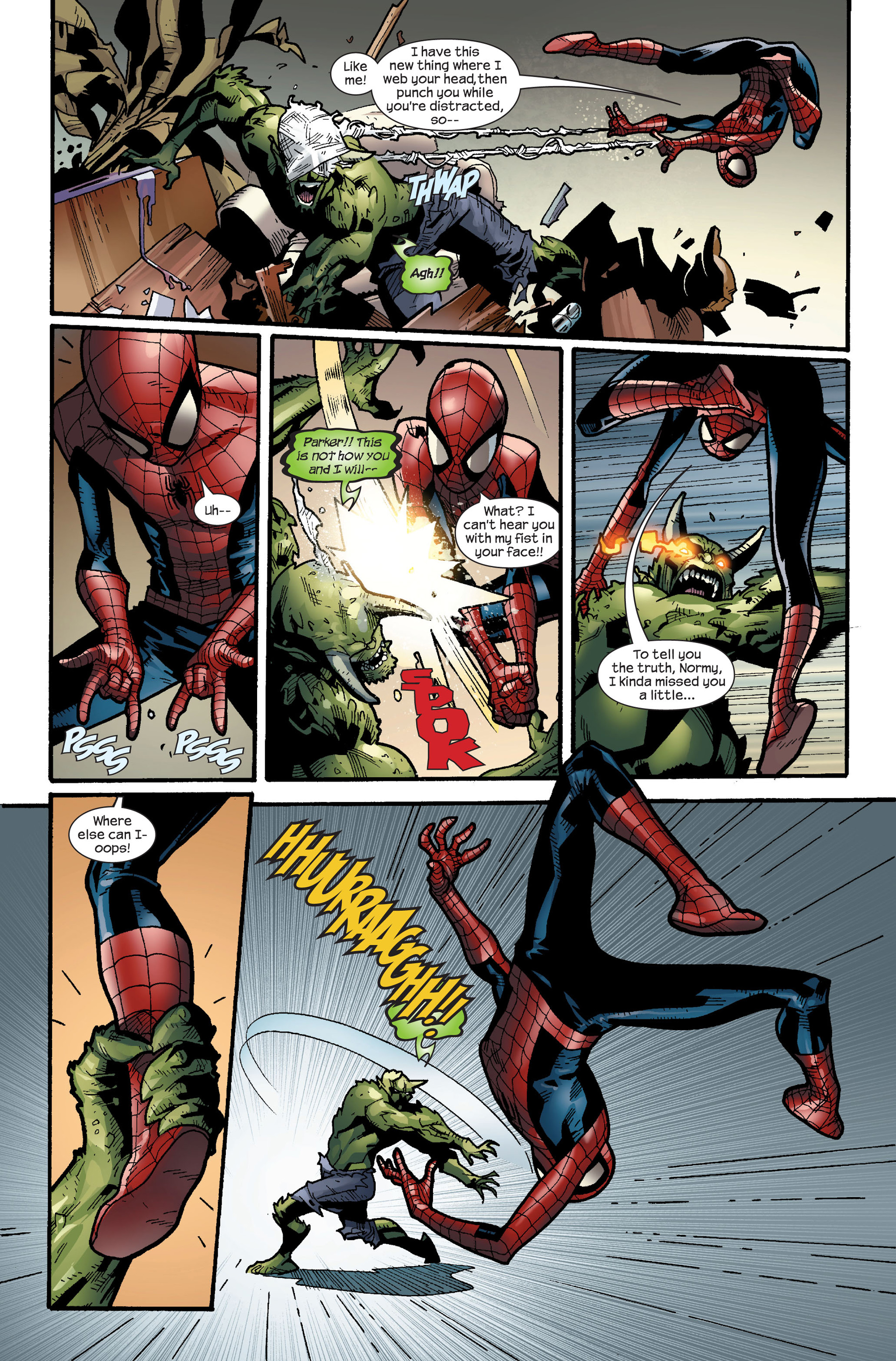 Read online Ultimate Spider-Man (2000) comic -  Issue #115 - 18
