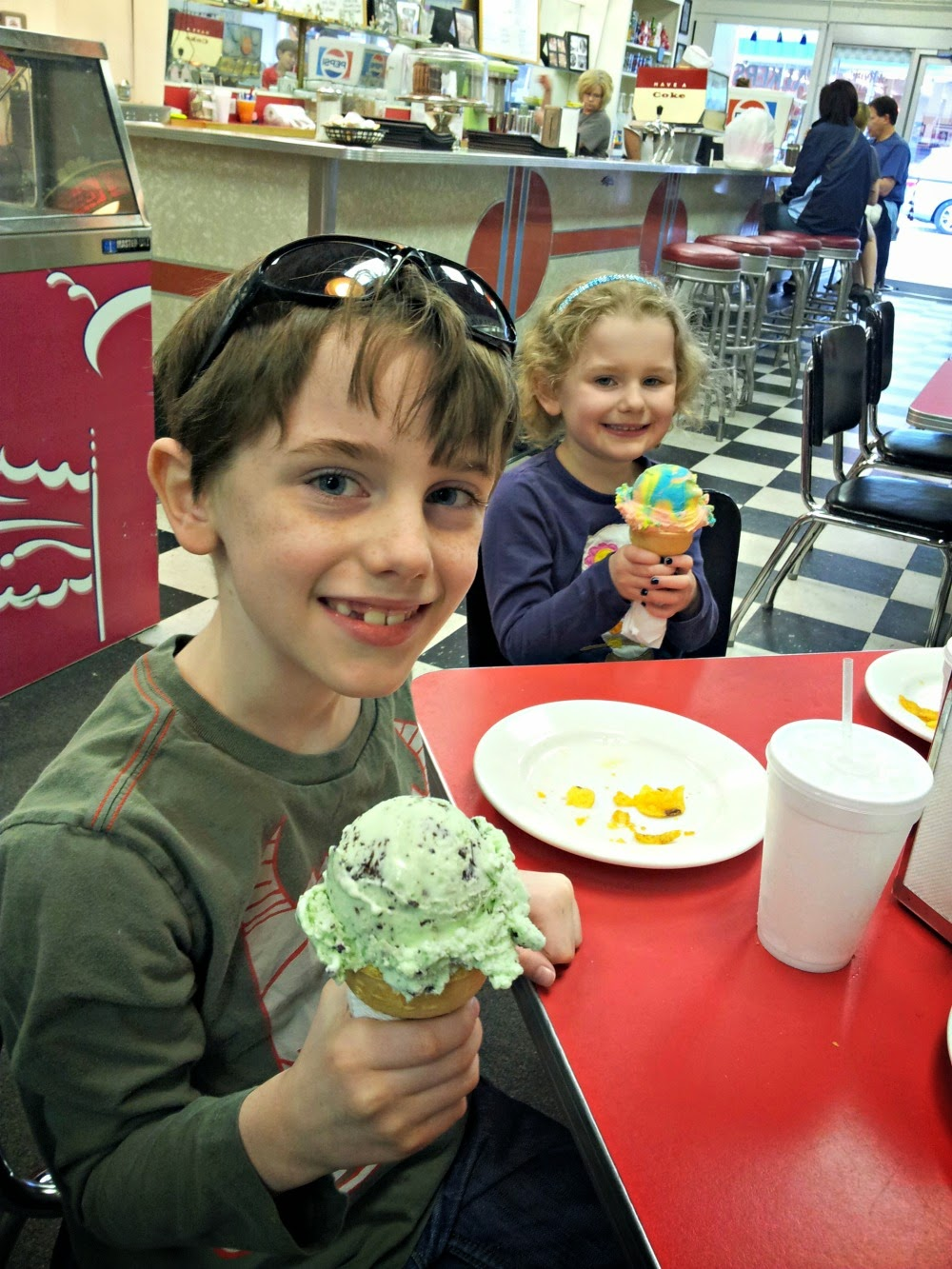 HinesSight Blog Travels to Mayberry (Mt. Airy, N.C.)