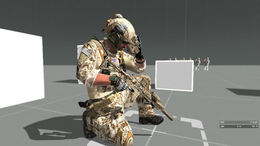 Arma3に特殊部隊の装備MOD