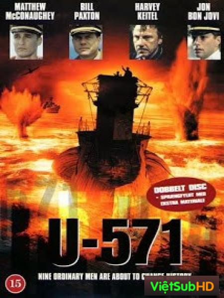 Tàu Ngầm U-571