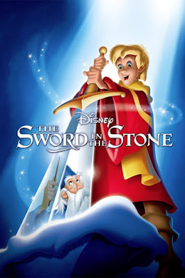 The Sword in the Stone Poster