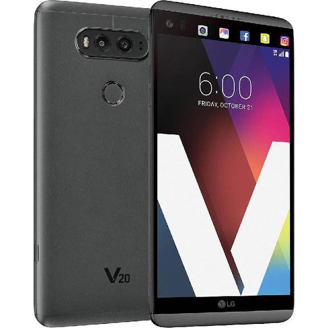 سعر جوال LG V20