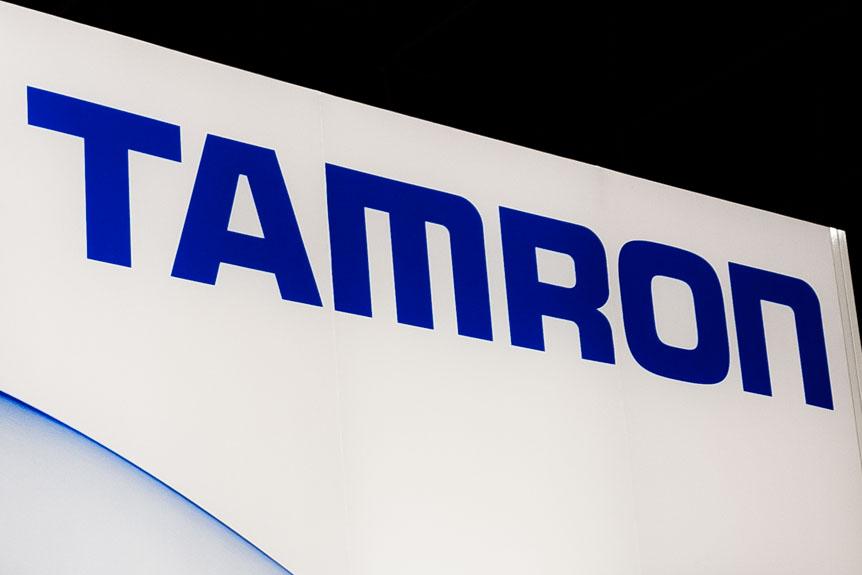 Логотип Tamron
