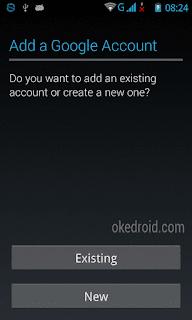 Tambah Akun Google Baru atau Lama Android