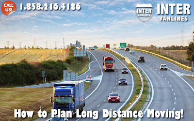 How to Plan Long Distance Moving!