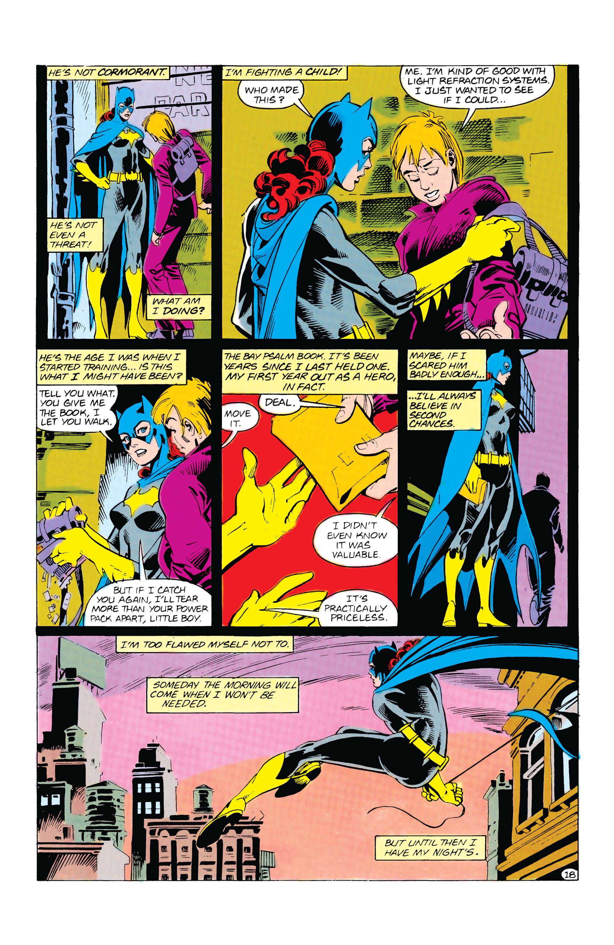 Read online Secret Origins (1986) comic -  Issue #20 - 19