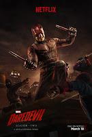 Marvel's Daredevil Season 2 Dual Audio [Hindi-DD5.1] 720p BluRay ESubs Download