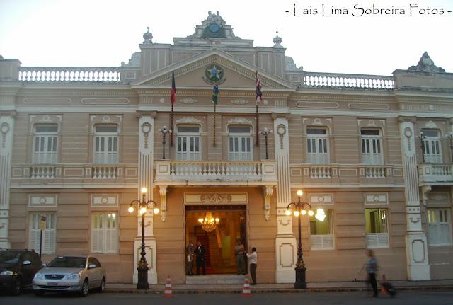 Resultado de imagem para fotos do palacio da redenção
