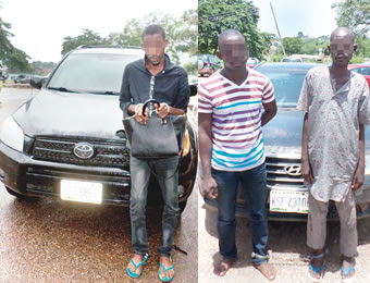 Crime: Notorious World Criminals Nabbed, Confesses - [ BUSTED ]