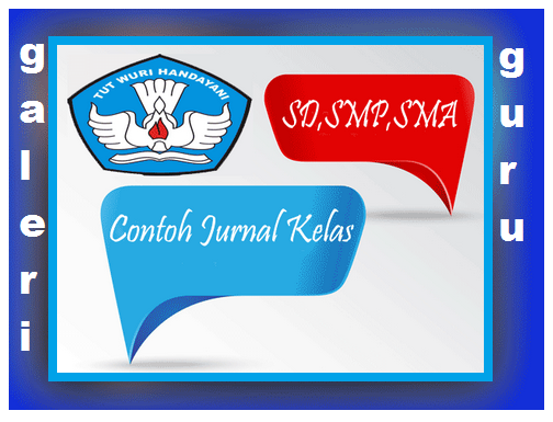Contoh Jurnal Guru Mata Pelajaran - Galeri Guru