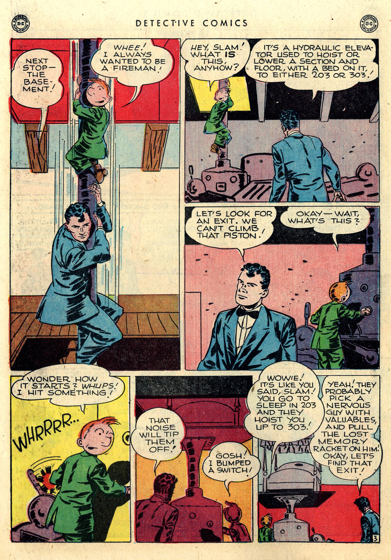 Read online Detective Comics (1937) comic -  Issue #112 - 26